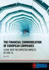 The financial communication of European companies - A dive into the expected impacts of IFRS 15